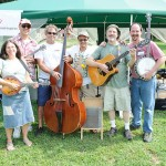 The Rusty String Band at Slow Food Huntington's Time for Lunch Event