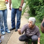Slow Food Huntington's Medicinal and Edible Herb Walk With  Ellen Kamhi, The Natural Nurse