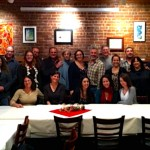 NOFA Holiday Party With Slow Food Members